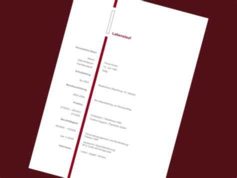 Anschreiben Gestalten 21 musterbewerbungsschreiben als wordvorlage