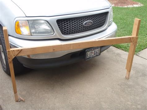 truck bed kayak rack homemade truck rack from 2x4 s yakity yak yak