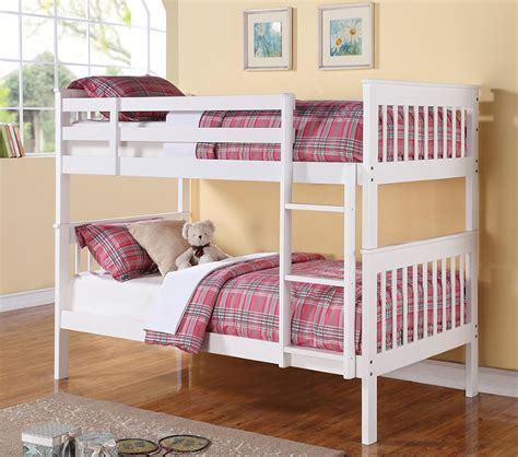 white bunk beds twin over full twin over twin bunk bed kid furniture stores chicago