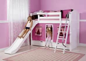 bunk beds for little girls kids love slide beds shop top selling bunks amp lofts with