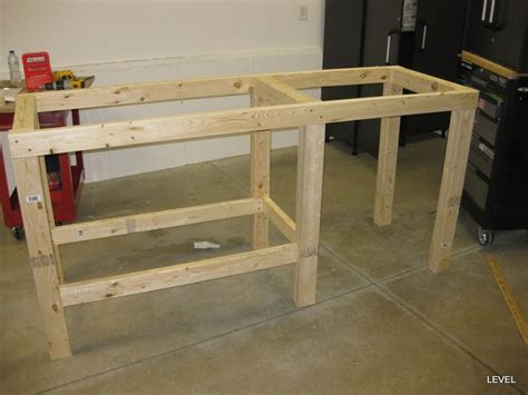building a workshop bench 1000 ideas about garage workbench on pinterest workbenches diy workbench and