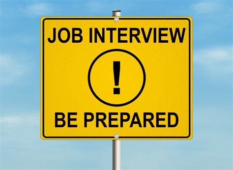 learn how to prepare for a job interview youtube