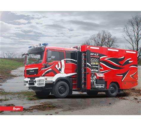 Ziegler Feuerwehr Aufkleber by Ziegler Katalog