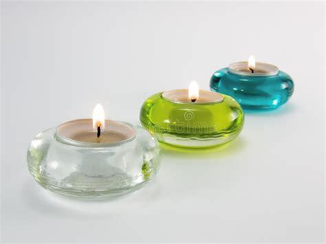 candele aromatiche candele aromatiche per rilassamento fotografia stock