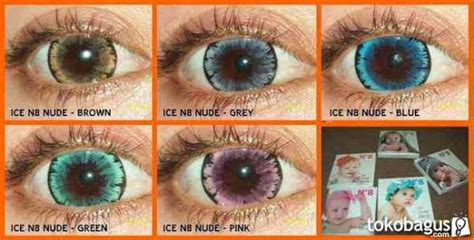 No 8 Blue By Exoticon it s story review my circle lenses x2 baby