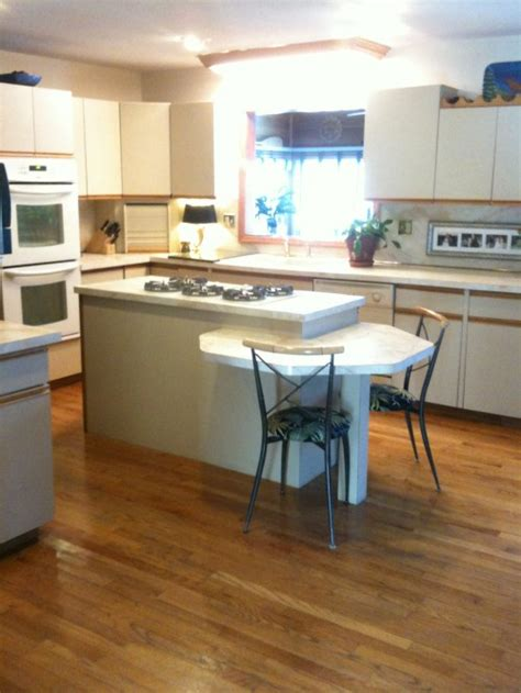 reasonably priced kitchen cabinets we a comfortable kitchen with 1980 s melamine