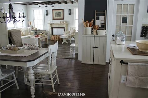 Small Kitchen Floor Plan charming farmhouse tour farmhouse 5540 town amp country