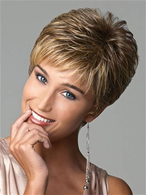 fake hair highlights for pixie cuts high quality pixie cut hairstyle synthetic wigs women s