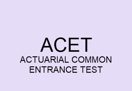 Mba Entrance Exams 2017 18 by Acet 2017 18 Application Form Registration Date