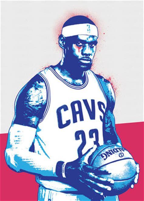 basketball pop art paintings lebron james basketball pop art poster magik city cool