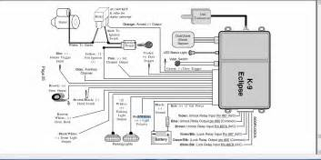 Wiring Diagram For Car Lighting System Option Car Alarm Wiring Diagram Option Wiring