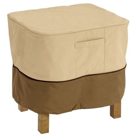 Small Patio Table Cover Ac Safe Small Air Conditioner Exterior Cover Ac 511 The Home Depot