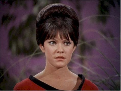 by any other name star trek babes julie cobb as yeoman leslie thompson in by