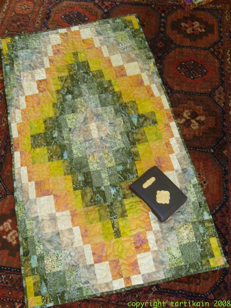 Patchwork And Quilting Blogs - sajadah kain patchwork quilting s