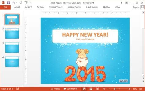 themes ppt 2015 new year 2015 powerpoint templates