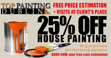 house painters prices house painters dublin prices exterior painting costs