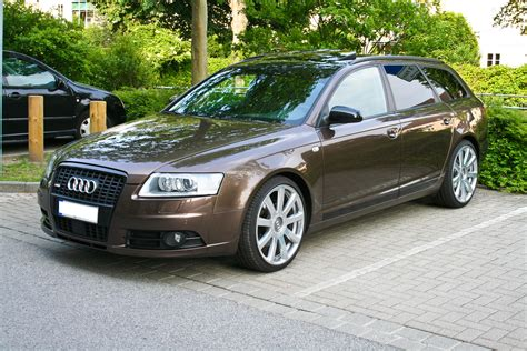 Audi A6 C6 Avant by 2012 Audi A6 Avant 4f C6 Pictures Information And