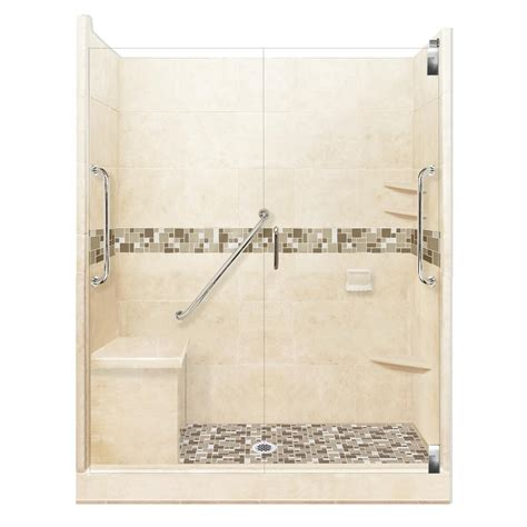 american bath factory shower systems reviews american bath factory tuscany freedom grand hinged 36 in x 60 in x 80 in center drain alcove
