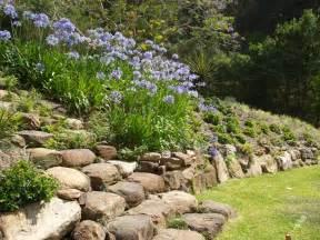 Garden Rock Walls Ilandscape Products Rock Wall And Garden Landscapes Coast