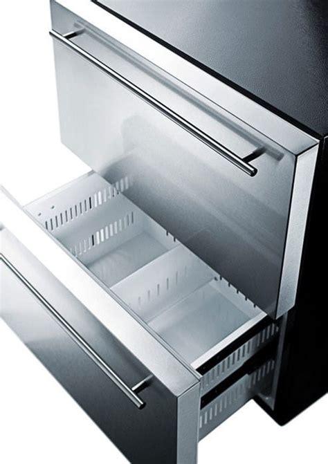 summit sprfd   undercounter  drawer refrigerator
