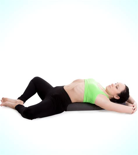 reclined bound angle pose how to do the supta baddha konasana and what are its benefits