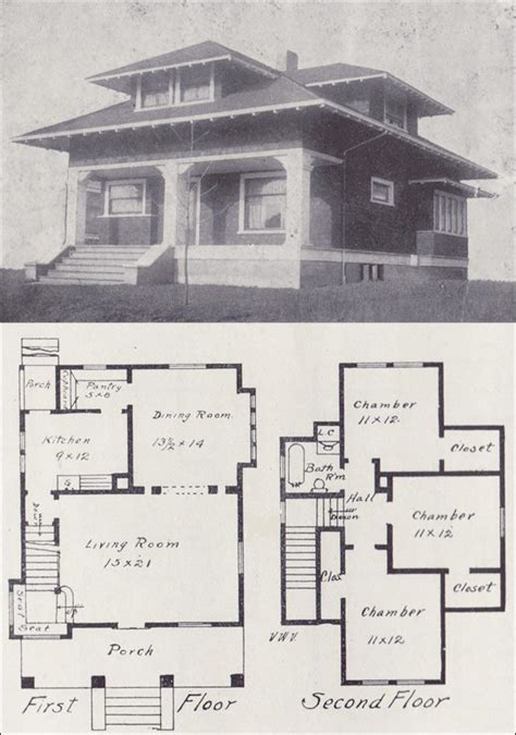 1950s Craftsman House Plans Idea Home And House 1950 Bungalow House Plans
