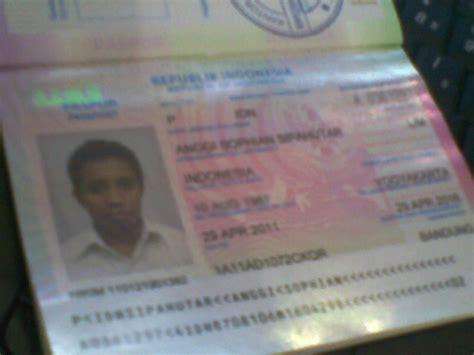 buat paspor online susah paspor anggi sipahutar