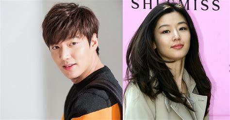 film lee min ho dan jun ji hyun jadwal tayang drama terbaru jun ji hyun dan lee min ho