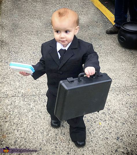 boss baby joey costume
