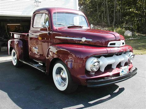 ford up truck for sale 1952 ford f1 for sale classiccars cc 582265