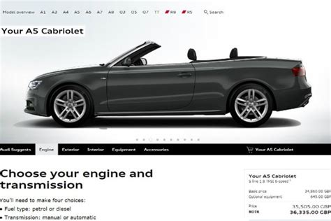 audi a5 finance offers cars to buy now top finance deals on outgoing cars parkers