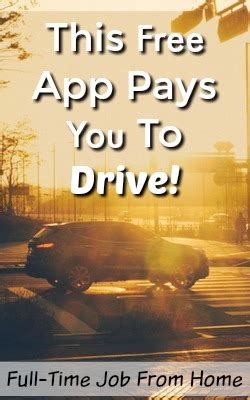 Mileup Sweepstakes - mileup app review get paid to drive scam full time job from home