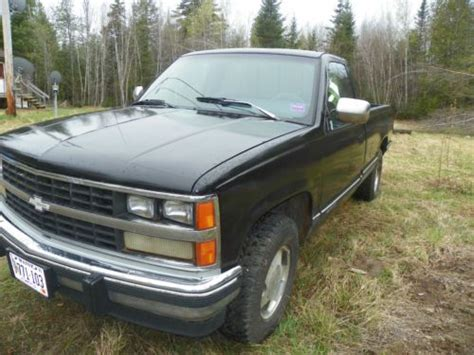chevrolet k1500 parts purchase used 1988 chevrolet k1500 305 automatic parts or