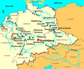 Nuremberg Germany Map by Nuremberg Germany Discount Cruises Last Minute Cruises