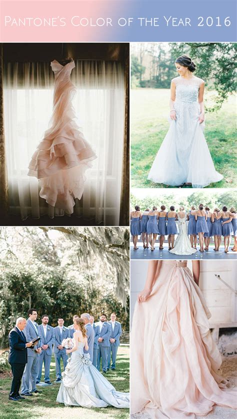 Wedding Photographer Of The Year by How To Use Pantone S 2016 Colors Of The Year For Your