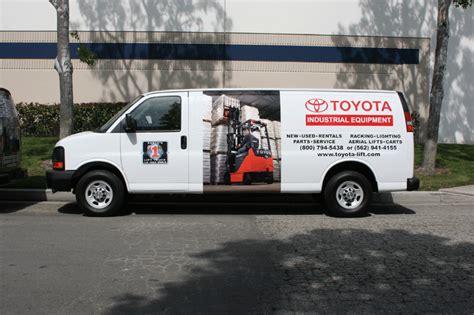 partial vehicle wraps  iconography long beach orange county ca cars vans fleets