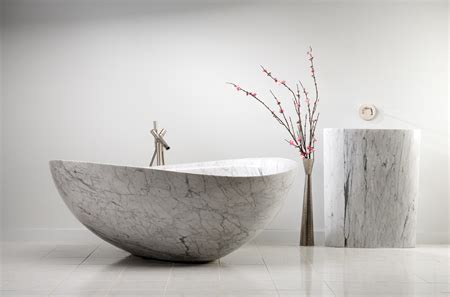 high end bathtubs papillon bathtub and infinity pedestal sink by stone