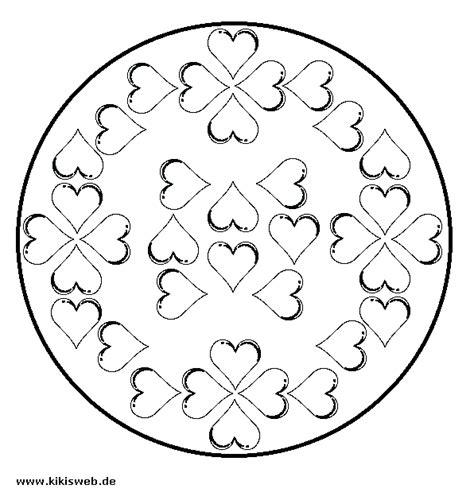 mandala coloring pages valentines valentine s day mandala mandalas