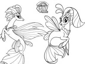 the coloring page printable my pony the 2017 coloring pages