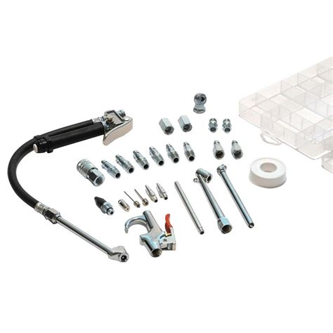 primefit 30 garage inflator air accessory kit and storage ik2002 2 the home depot