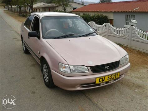 2001 Toyota Corolla For Sale Archive 2001 Toyota Corolla 1 3 For Sale Worcester