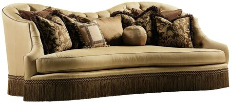 sofa with fringe skirt sofa skirt upholstered sofas seats and chairs harden