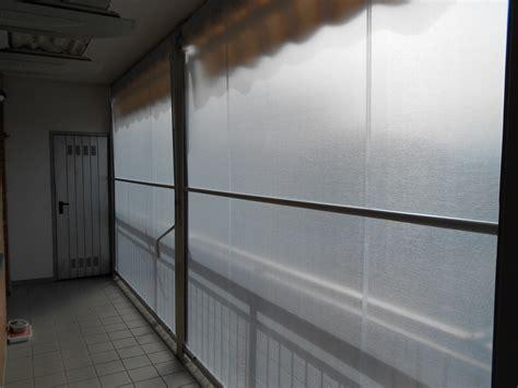 tende da balcone torino chiusura completa di balcone con tenda veranda estate inve