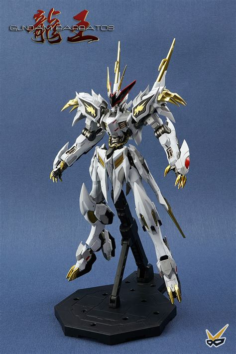 Jual Gundam Rg model bingo 1 100 gundam barbatos king resin