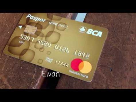 bca mastercard perbedaan paspor bca flazz dengan paspor bca mastercard