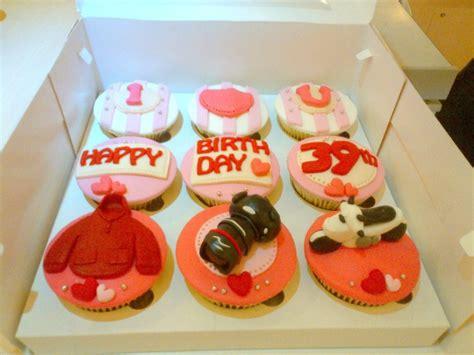 Cupcake Topper Pony Hiasan Cupcake Kue Ulang Tahun cup cakes jakarta cake ideas and designs
