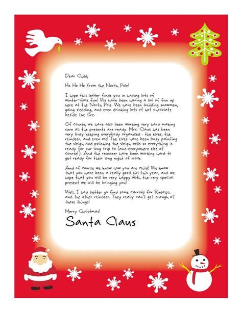 printable secret santa letters secret santa letter template invitation template