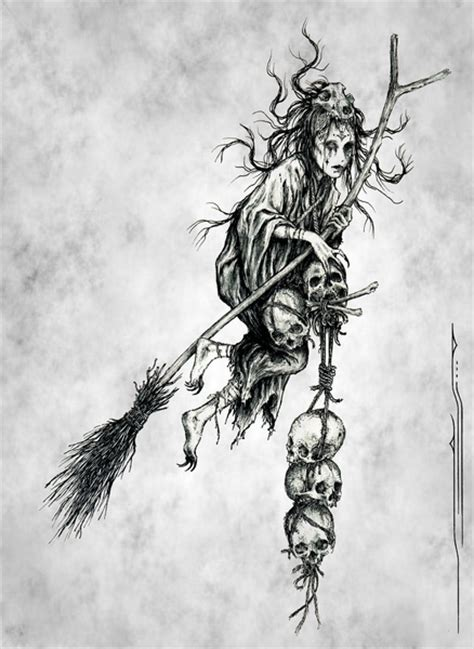 Bone Collector Home Decor by Witch Tattoo On Pinterest Halloween Tattoo Flash Wiccan