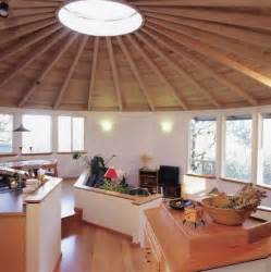 yurt interior design modern yurt arquitectura