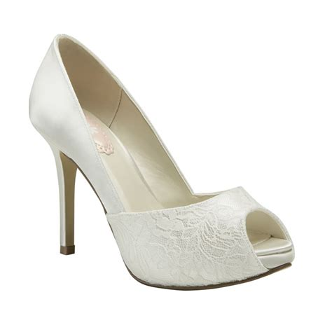 Fancy Wedding Shoes For by Pink Paradox Fancy Wedding Shoes Bridal